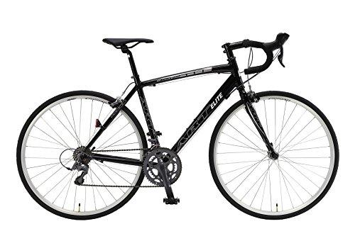 Artcyclestudio(アートサイクルスタジオ) ロードバイク a660 (ブラック, 465mm)