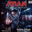 Emotio-Schock (Atlan - Das absolute Abenteuer 11) Hörbuch von Peter Terrid, Horst Hoffmann Gesprochen von: Renier Baaken