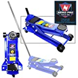 IMAGE OF Neiko Pro Tools USA 3 Ton Low Profile Hydraulic Floor Jack Speed Lift