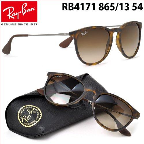 【レイバン国内正規品販売認定店!】Ray-Ban(レイバン RayBan)サングラスRB4171 865/13 54 ERIKA