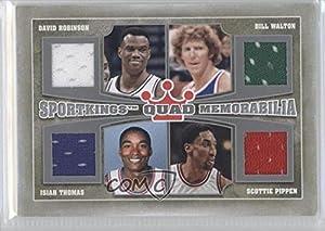 David Robinson, Bill Walton, Isiah Thomas, Scottie Pippen Chicago Bulls, Boston... by Sportkings Series E