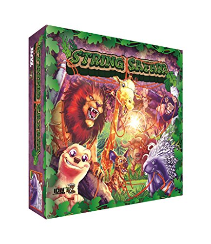 String Safari Board Game - 1
