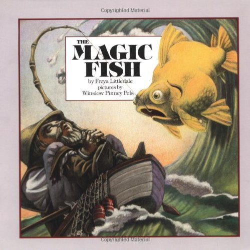 The Magic Fish, by Freya Littledale