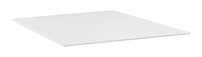 KETTLER Advantage Esstische Kettalux Plus Tischplatte 95 x 95 cm, weiß