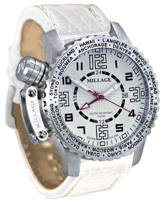 Millage Moscow Collection - W-BLK-W-LB