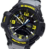 G-Shock GA-1000-8A Aviation Series Mens Luxury Watch - Grey / One Size