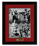 Large Tommy Docherty hand signed Manchester United montage (PP347)