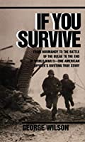 If You Survive (Ivy Books World War II/Nonfiction)