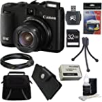 Canon PowerShot G16 12.1 MP CMOS Digi...