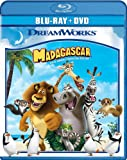 Madagascar [Blu-ray + DVD] (Bilingual)
