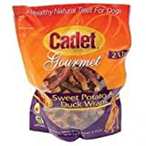 Dog Treat Flavor: Sweet Potato & Duck, Quantity: 28-oz
