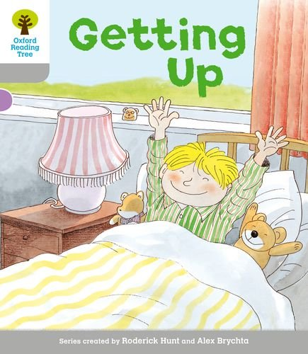 Getting Up. Roderick Hunt, Thelma Page (Ort Wordless Stories)