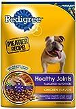 PEDIGREE Healthy Joints Targeted Nutrition Chicken Flavor Dry Dog Food, 15 lb. Bag (Pack of 1)