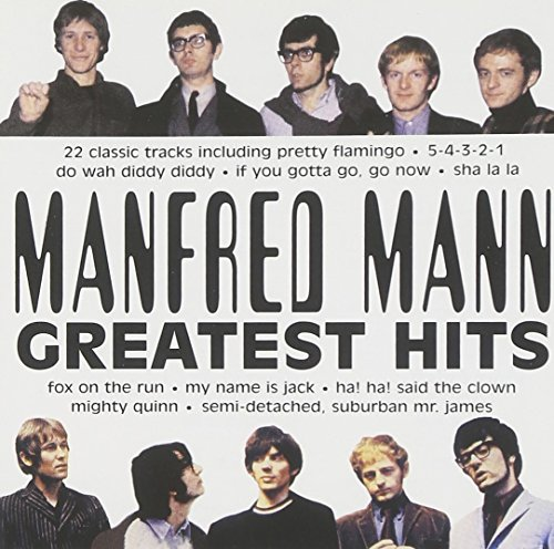 MANFRED MANN - Dreamboats & Miniskirts Those Were the Days - Zortam Music