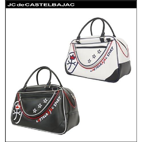 【2014年モデル】CASTELBAJAC【カステルバジャック】メンズゴルフボストンバッグ CBB011 ブラック