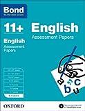 Sarah Lindsay Bond 11+: English: Assessment Papers: 5-6 years