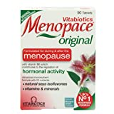 Vitabiotics Menopace One A Day Tablets Nutrients for During the Menopause 90 Tablets
