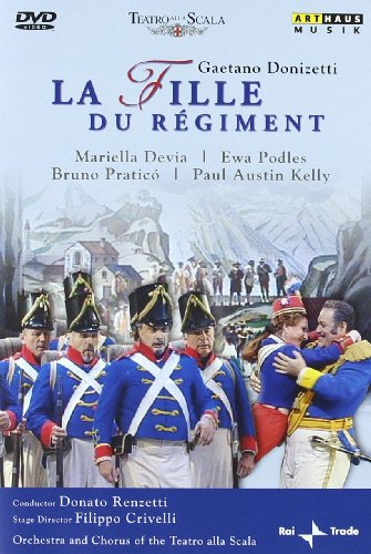 La Hija Del Regimiento(Renzetti) - Donizetti -DVD