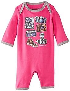 Converse C.T.P 063884 Core Romper - Mono para bebés
