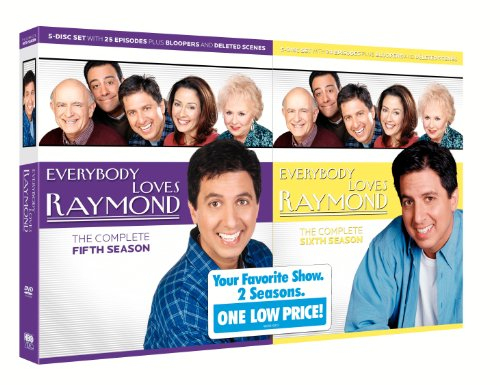 Everybody Loves Raymond: Seasons 5&6 [DVD] [Region