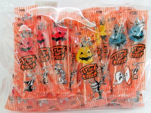 ハロウィン トンガリボーキャンディー 50入【駄菓子】