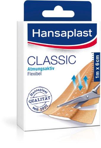 Hansaplast Classic Pflaster 1mx6cm