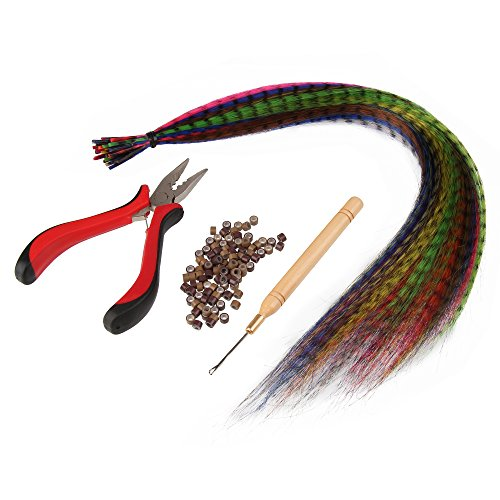 beauty7-kit-salon-de-coiffure-20pcs-extensions-plumes-synthetiques-40-cm-de-long-differentes-couleur