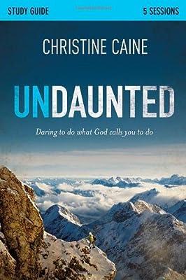 Undaunted Bible Study