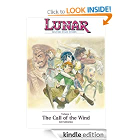 LUNAR: Silver Star Story -The Call of the Wind-