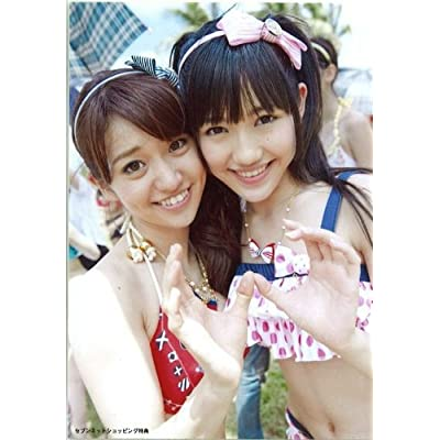 AKB48生写真 Everyday、カチューシャ セブンネット特典【大島優子、渡辺麻友】
