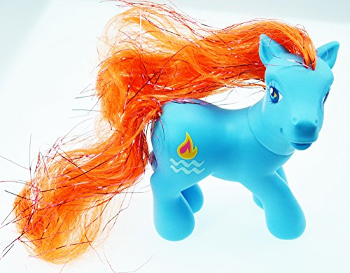 "My Little Pony Waterfire 4 1/2"" tall figure only - 1"