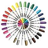 http://www.amazon.com/Sharpie-Paint-Marker-Based-Medium/dp/B00GWXRWZU/ref=sr_1_7?s=arts-crafts&ie=UTF8&qid=1417656894&sr=1-7&keywords=sharpie+white+oil+paint+markers