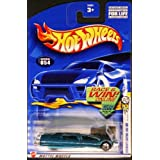 Hot Wheels 2002 First Editions Syd Mead's Sentinel 400 Limo 42/42 #054 #54 TEAL 1:64 Scale