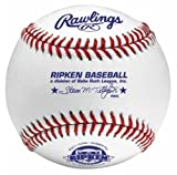 Rawlings RCAL-1 Official Cal Ripken Divsion Baseball (Sold in Dozens) (For Local League Play Only)