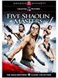 Five Shaolin Masters [Import]