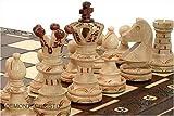 Holz Schachspiel El Grande