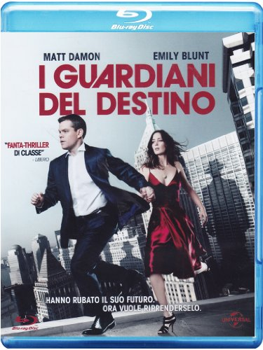 I guardiani del destino [Blu-ray] [IT Import]