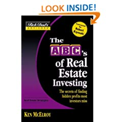 Rich Dad's Advisors�: The ABC's of Real Estate Investing: The Secrets of Finding Hidden Profits Most Investors Miss (Rich Dad's Advisors Series)