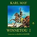 Winnetou I Hörbuch von Karl May Gesprochen von: Karlheinz Gabor