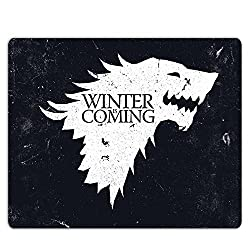Lovely Collection Winter Is Coming Mousepad