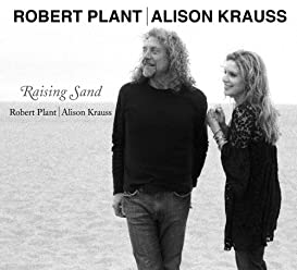 "Cover of ""Raising Sand"""