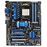 ASUS M4A88T-V EVO/USB3 AMD 880G Socket AM3 ATX Motherboard w/HDMI, DVI, Video, Audio, Gigabit LAN & RAID
