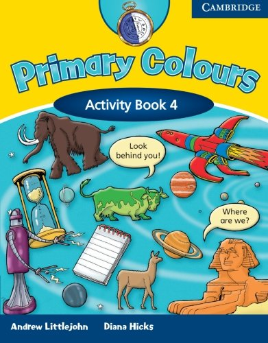 Primary Colours 4 Activity Book: Level 4
