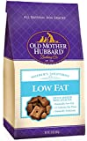 Old Mother Hubbard Mother's Solutions Crunchy Natural Dog Treats, Low Fat Recipe Biscuits, 20-Ounce Bag