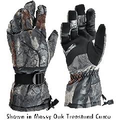 Buy Manzella Tracker Waterproof Insulated Glove Mossy Oak Infinty by Manzella