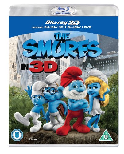 The Smurfs [Blu-ray] [UK Import]