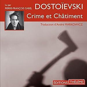 Crime et châtiment   Livre audio