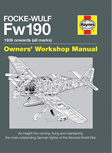 Focke Wulf FW190 Manual (Haynes Manuals)