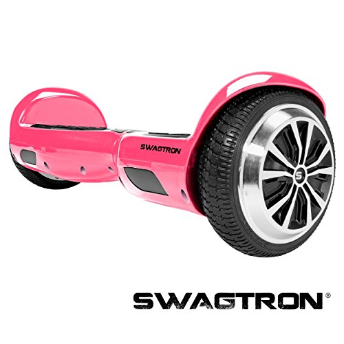 Swagtron T1 - UL2272 Certified Self Balancing Electric Scooter