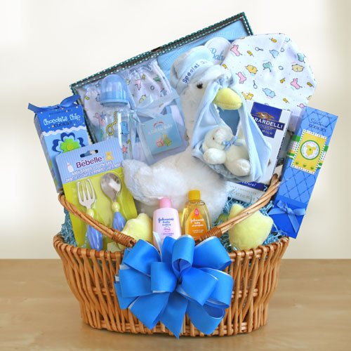 Special Delivery! Deluxe Newborn Baby Gift Basket
